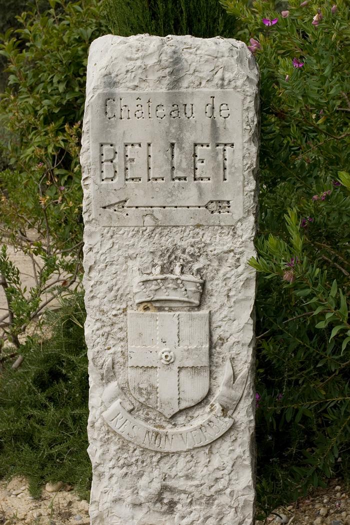 Pierre Château de Bellet