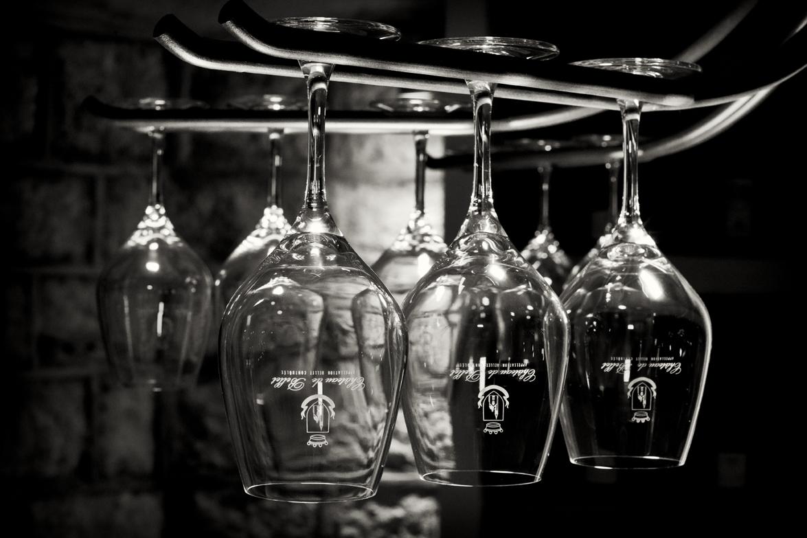 verres à vins